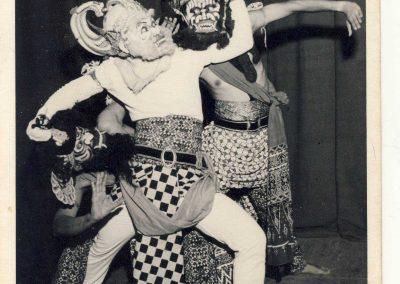 Tari Anoman Obong Solo