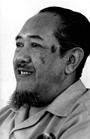 Ali Sastroamidjojo, SH(21 Mei 1903-13 Maret 1975)