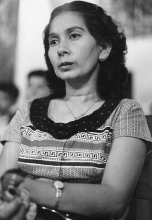 Maemunah Thamrin (1929-8 Januari 2011)