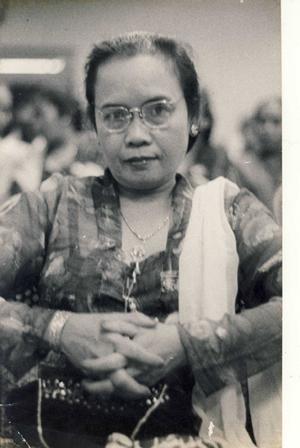 Sumarsih Subiyati Arudji Kartawinata (5 Mei 1905–13 Juli 1970)