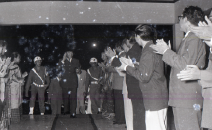 Kongres Lekra, Solo, Jawa Tengah, Januari 1959