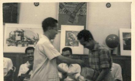 Acara di Cidurian 19, 1957-1965